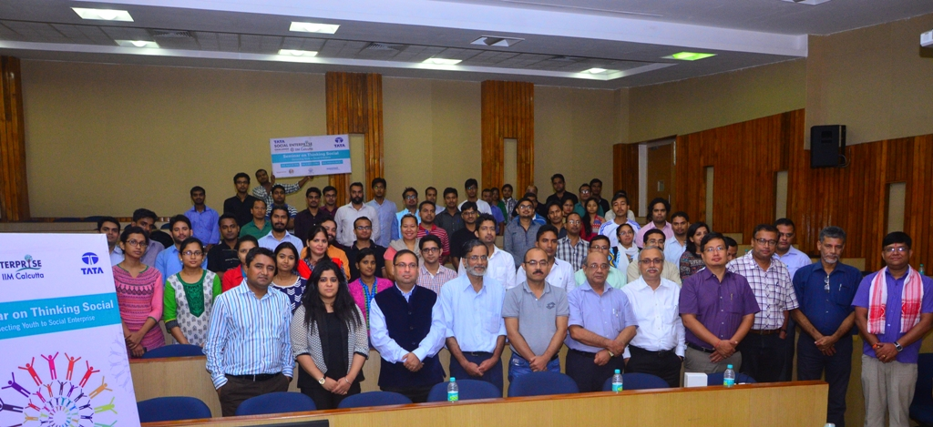 Seminar on Thinking Social – IIT Guwahati