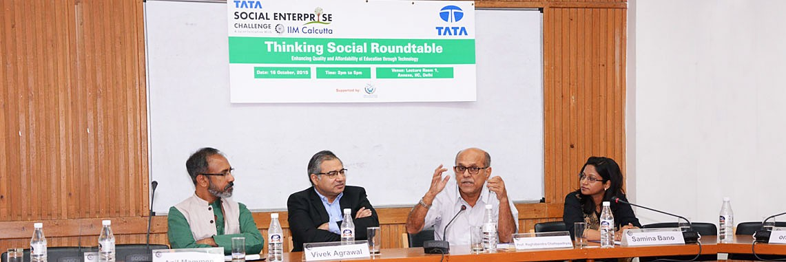 Thinking Social Roundtable