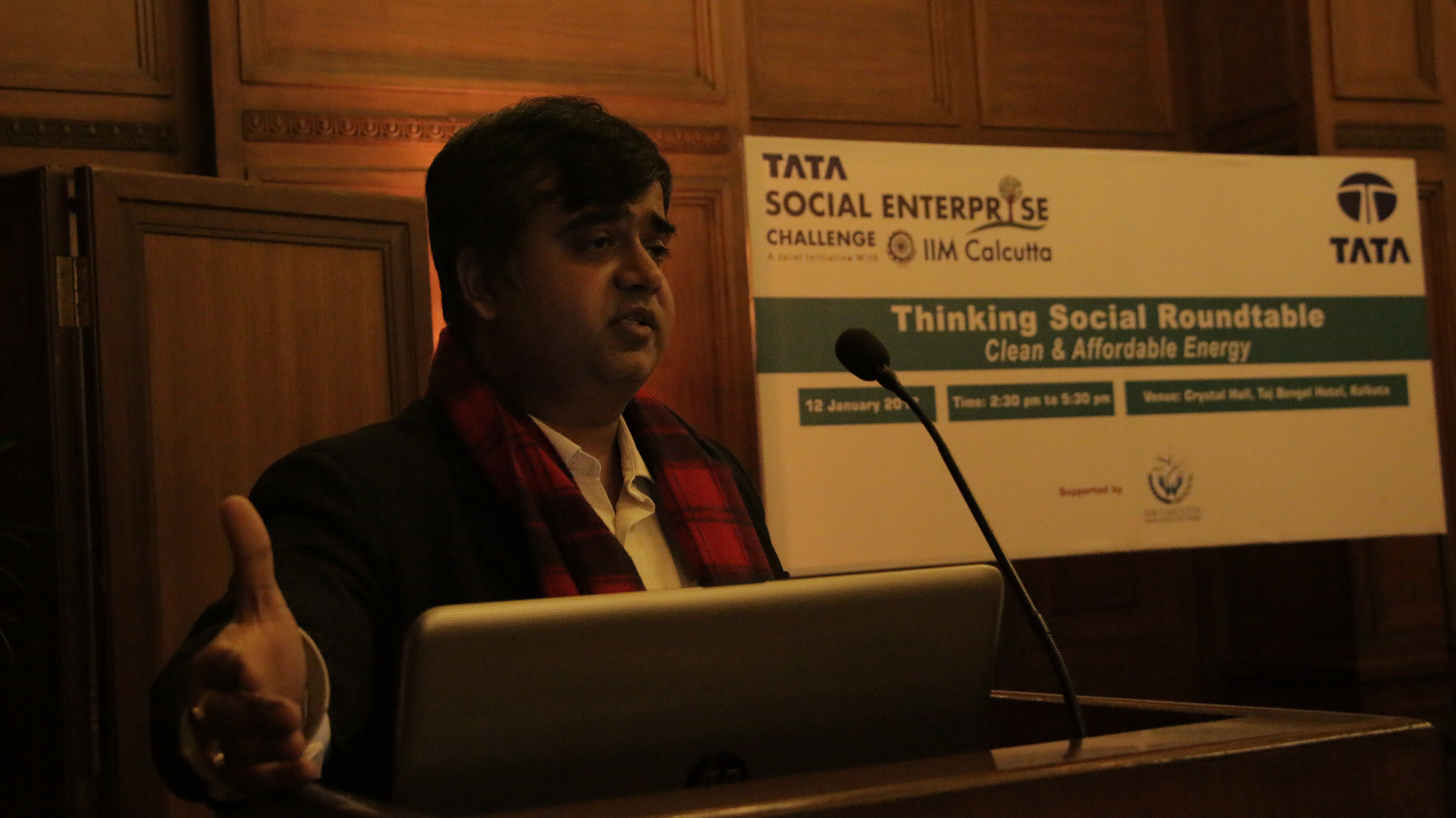 Thinking Social Roundtable Kolkata