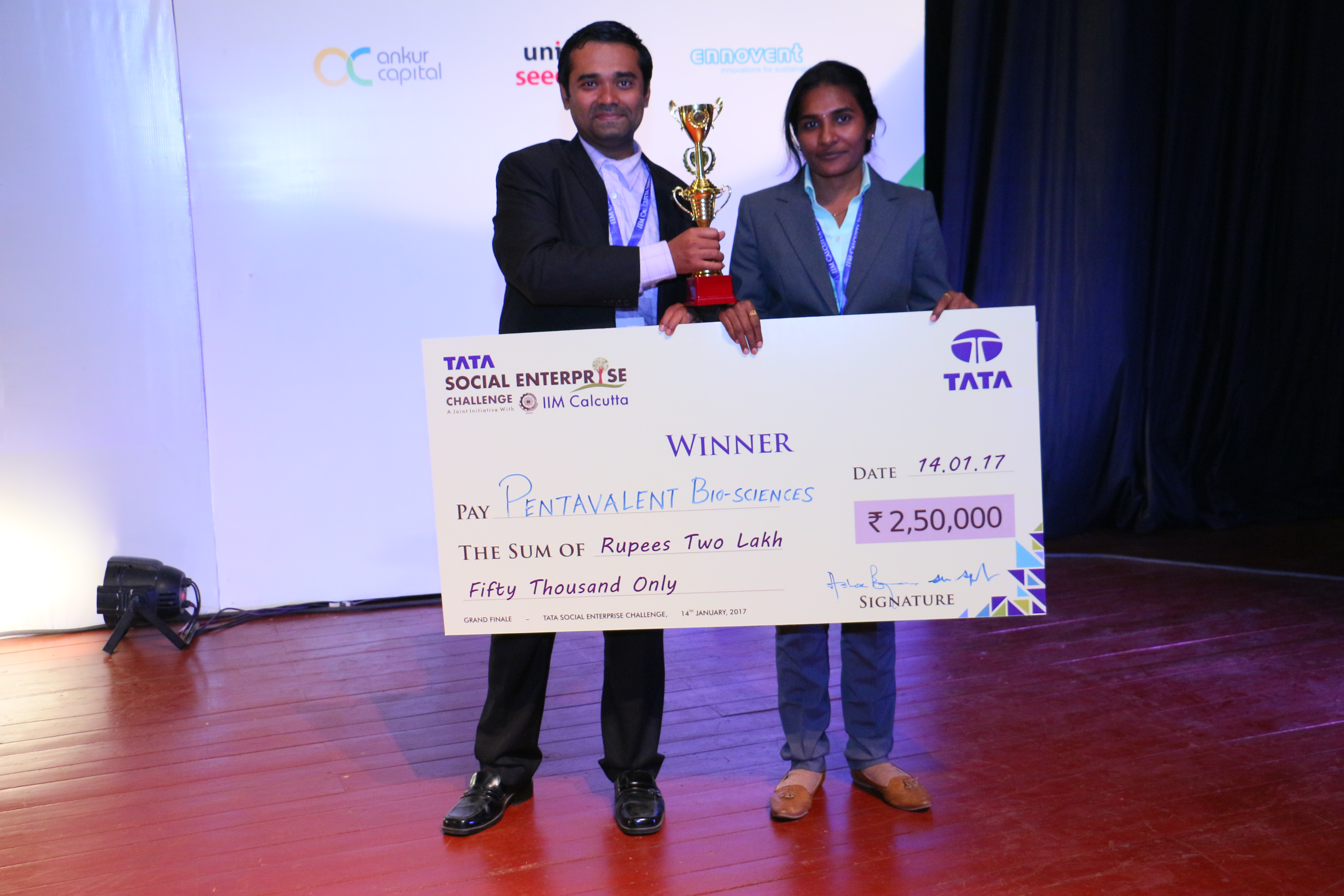 TSEC – Grand Finale on 14th January 2017