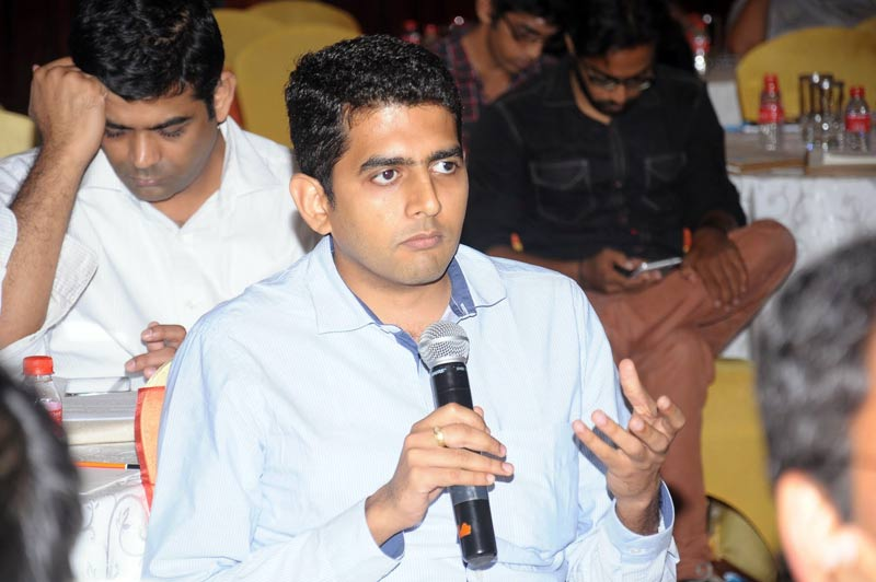Thinking Social Roundtable Chennai