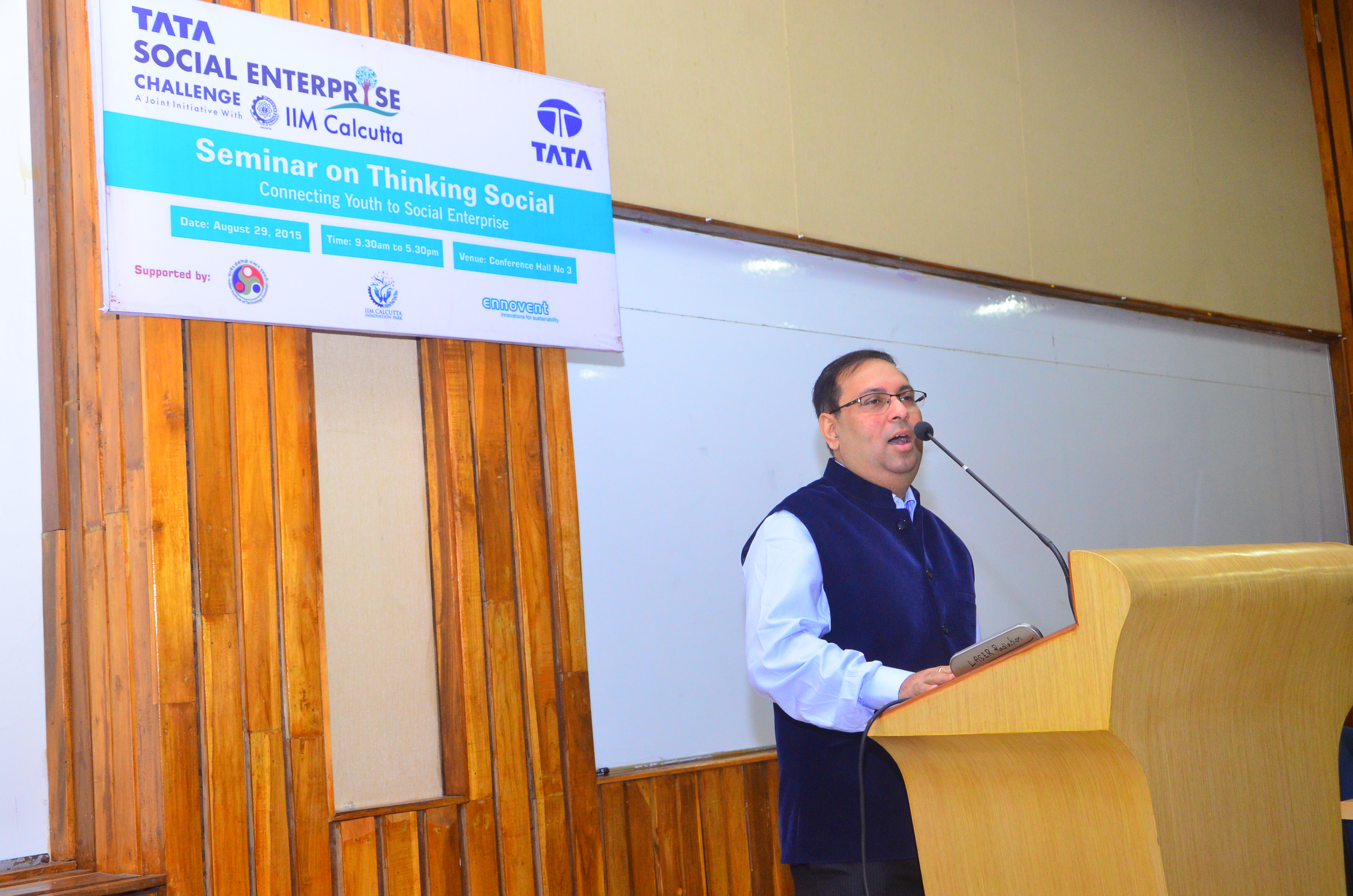 Seminar on Thinking Social – Guwahati