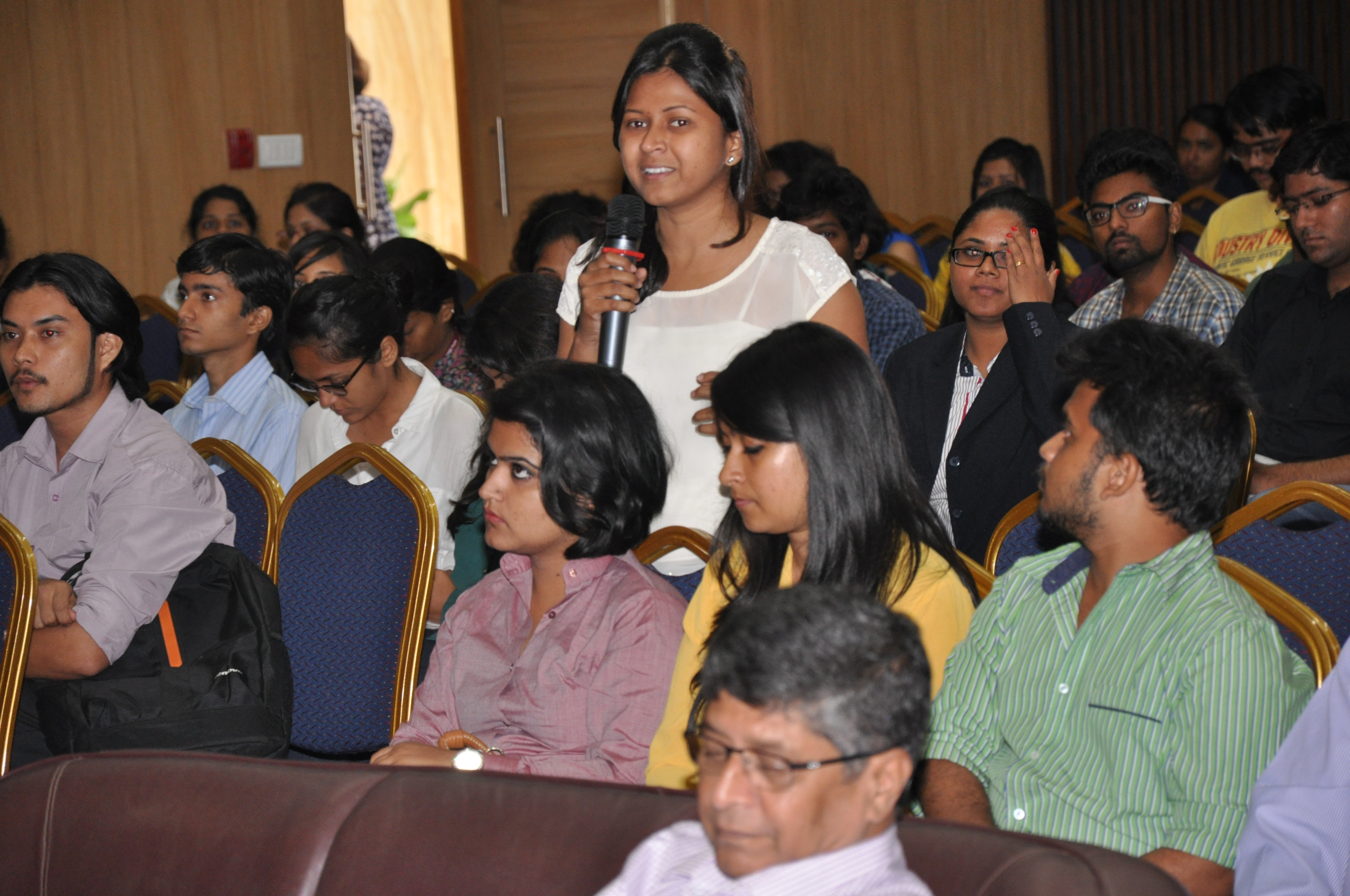 "Seminar on ""Thinking Social"" at Pune – 3 October 2015"