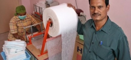 Exploring the Market for Low-Cost Sanitary Napkins in India: Towards more sustainable solutions