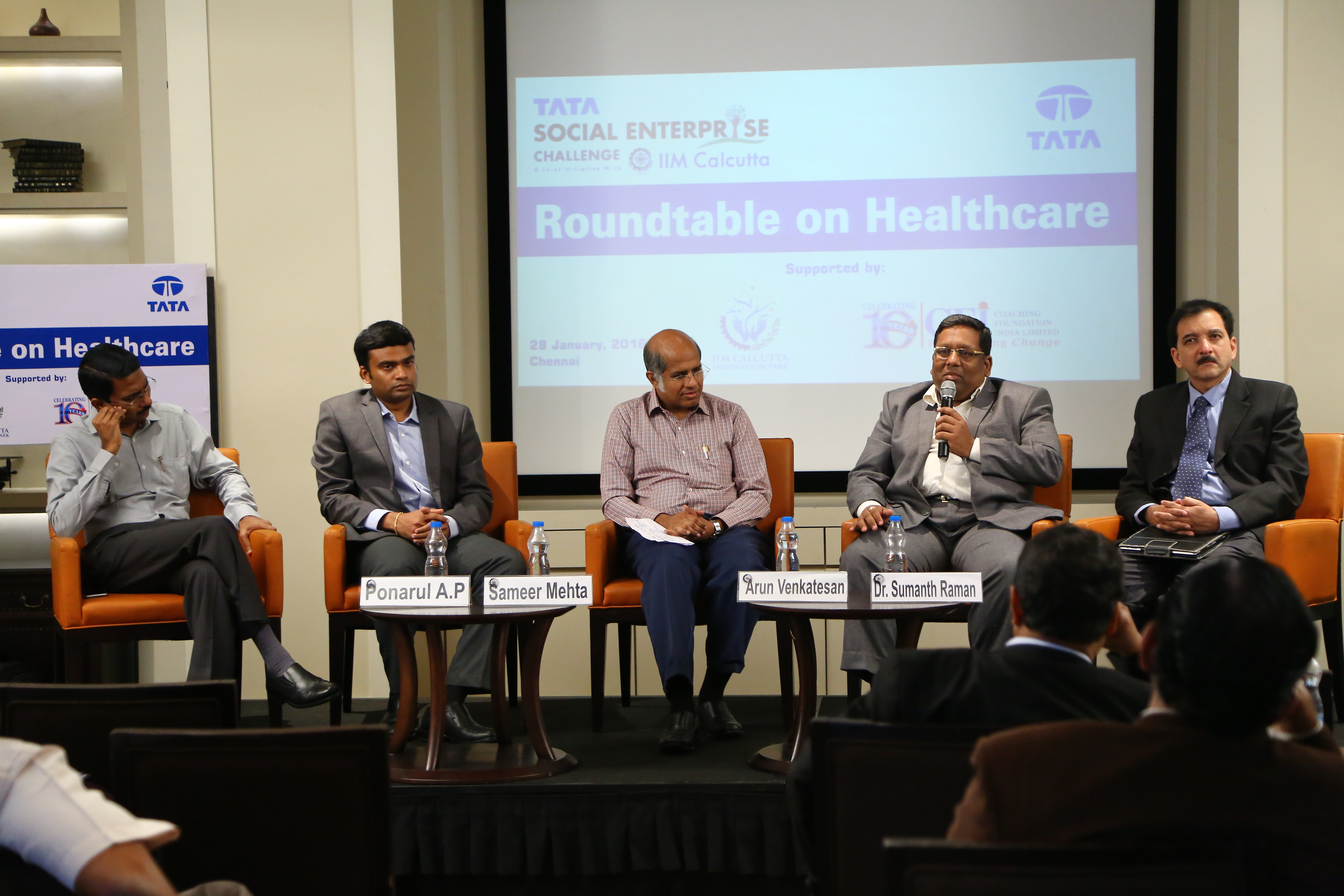 Thinking Social Roundtable – Chennai 2016
