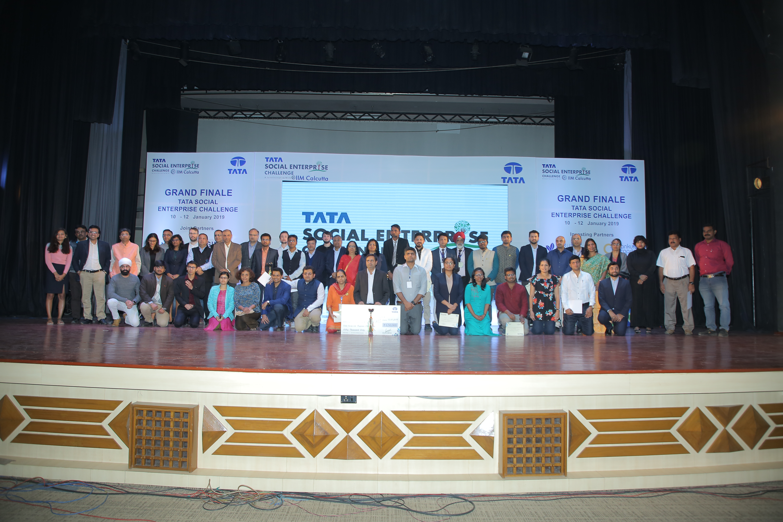 Tata Social Enterprise Challenge 2018-19